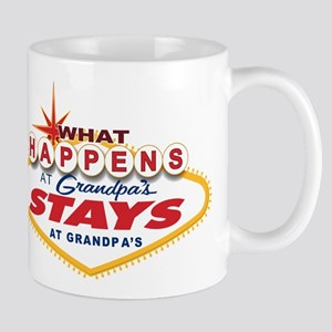 What Happens at Grandpa's Mug